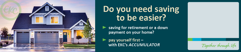 Do you need saving to be easier?