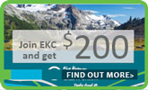 Get Your Share at EKC